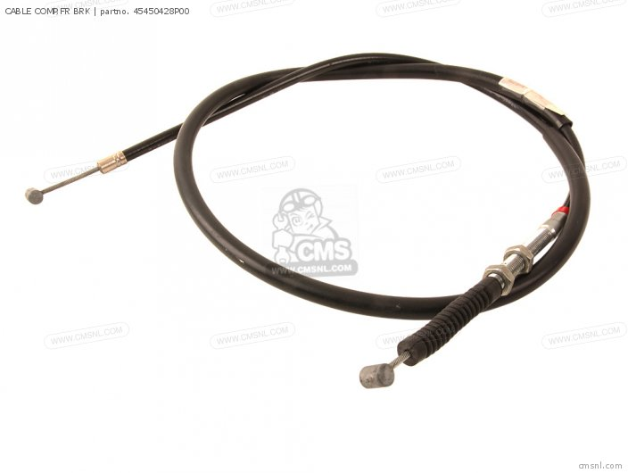 (45450-429-P00) CABLE COMP,FR BRK