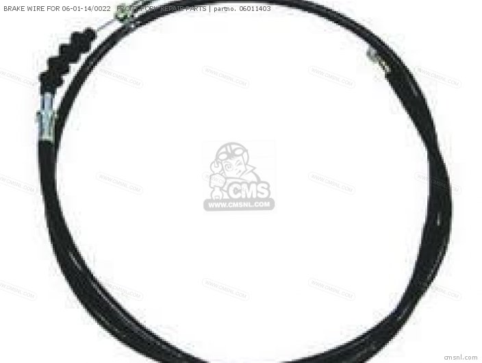 (45451-165-T10) BRAKE WIRE FOR 06-01-14/0022   FRONT FORK REPAIR