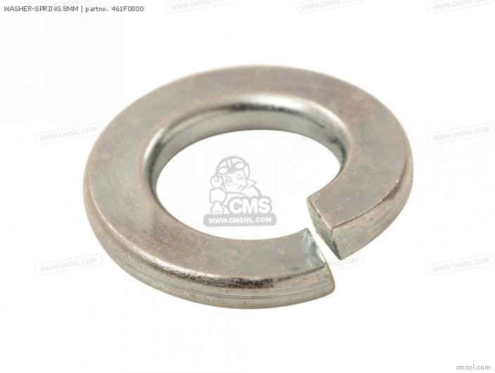 461DA0800 WASHER-SPRING 8MM