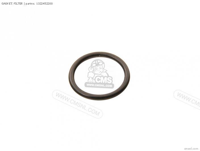 Dt125e 1978 4982452200 Gasket  Filter