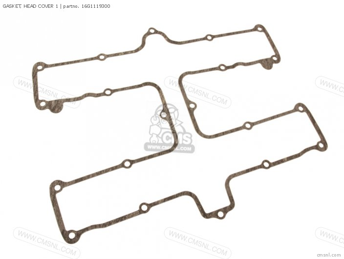 (4H71119300) GASKET, HEAD COVER 1