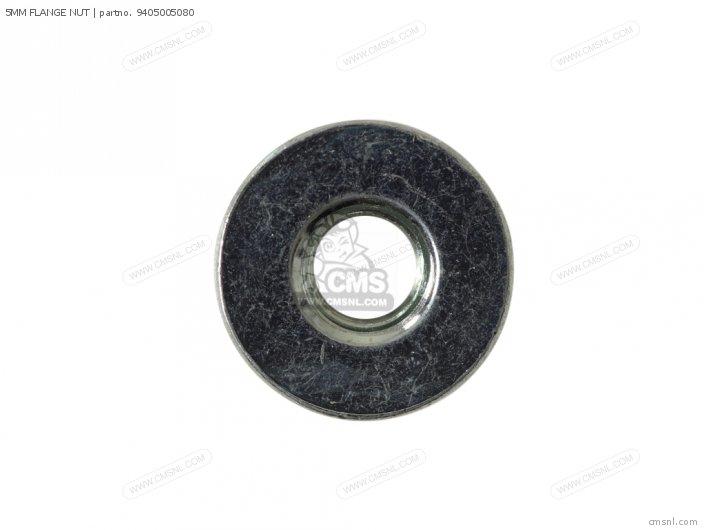 5mm Flange Nut photo