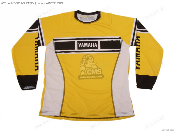 60th Annivers Mx Jersey photo