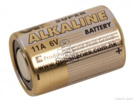 6V BATTERY FOR REMOTE