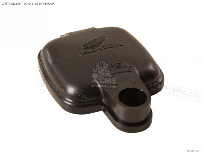 Crm75r 1989 k Spain 83504-kae-770 Cap tool Box