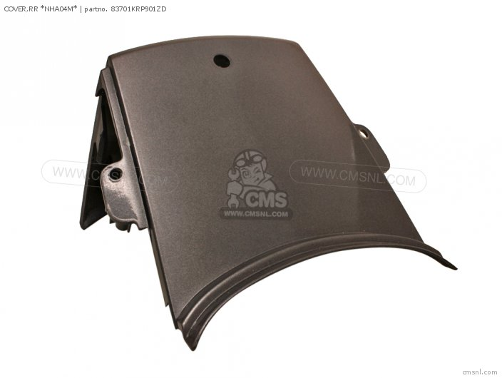 (83701-KRP-901WD) COVER,RR *NHA04M*