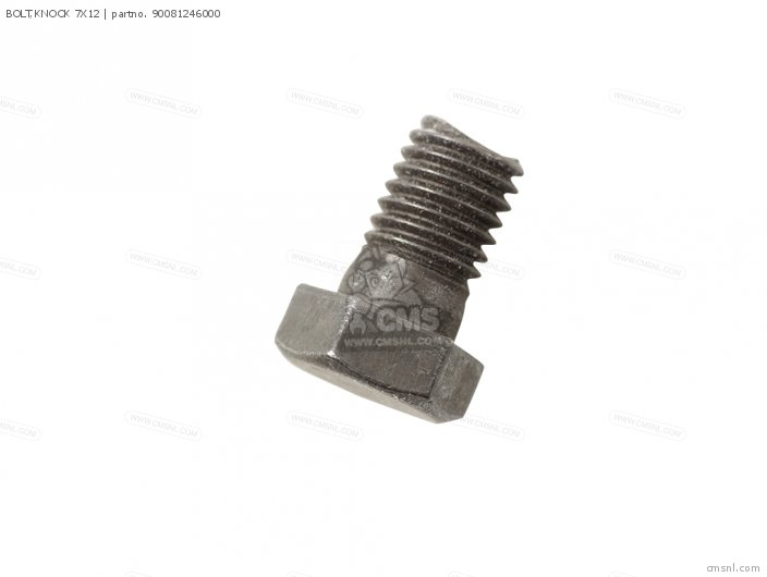 90082HA0000 BOLT KNOCK 7X12