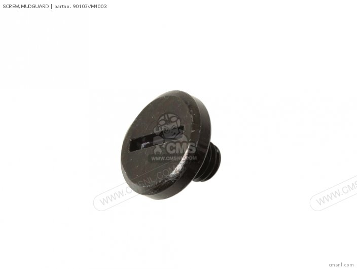 (90120-HA7-670) SCREW, MUDGUARD
