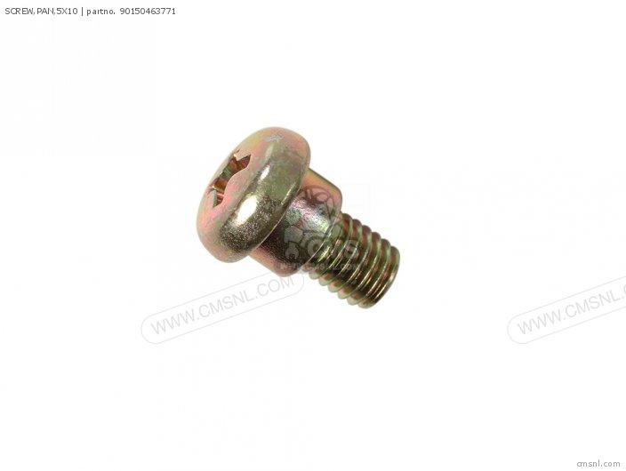 (90137-MN5-751) SCREW, PAN,5X10