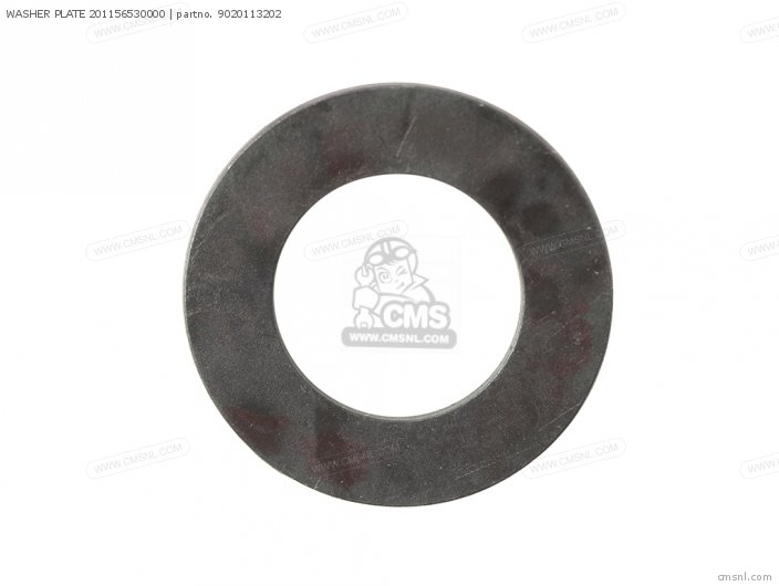 90201-13013 WASHER PLATE 201156530000
