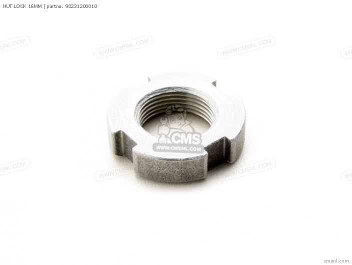 90231-KCS-651 NUT LOCK 16MM