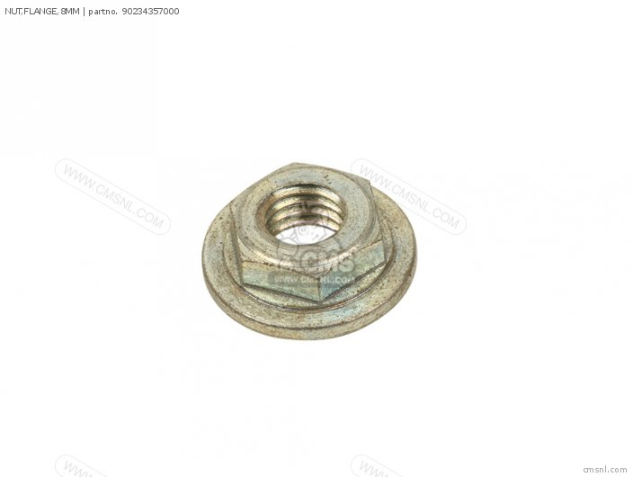 (90234147000) NUT,FLANGE,8MM