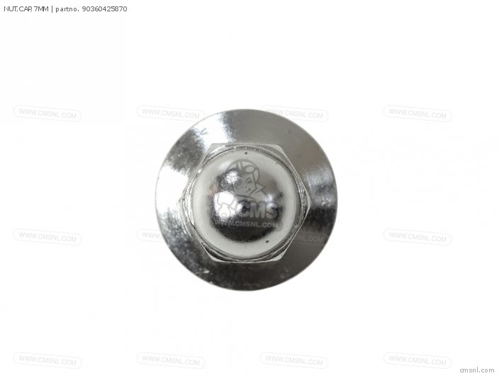 (90304KCT690) NUT,CAP,7MM
