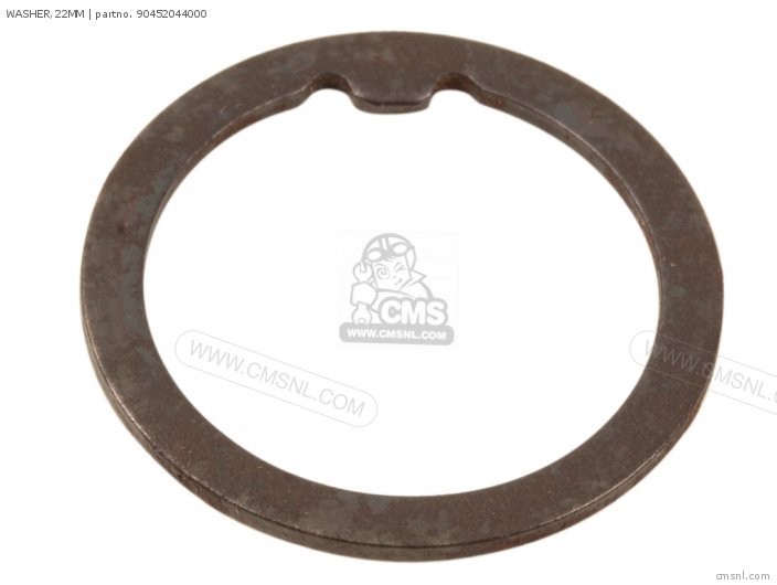 (90401-913-000) WASHER,22MM