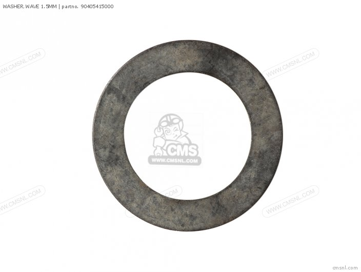 (90405ZA8800) WASHER,WAVE 1.5MM
