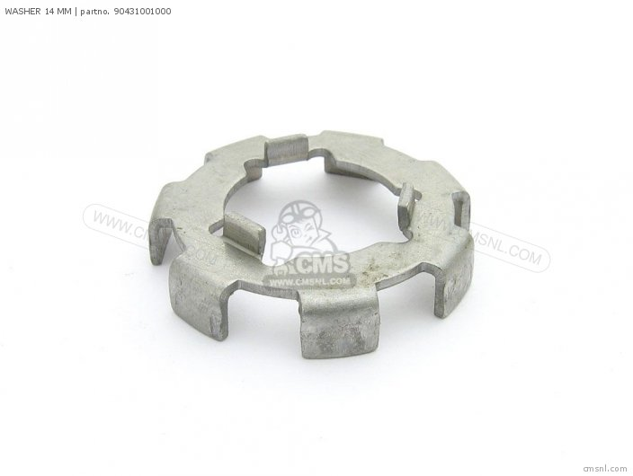 90431-086-000 WASHER 14 MM