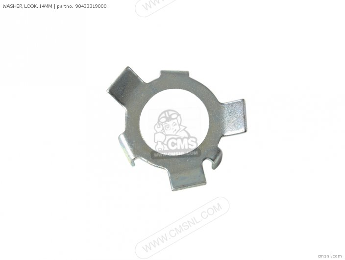 90433-300-010 WASHER LOOK 14MM