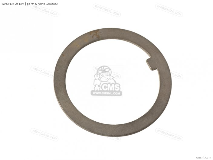 (90451286000) WASHER 25 MM