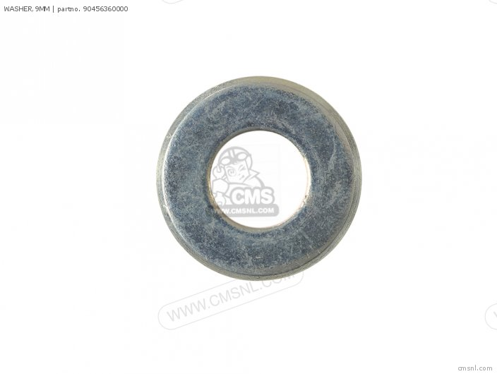 (90483028000) WASHER,9MM