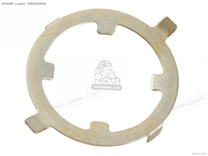 90506-MBL-610 WASHER