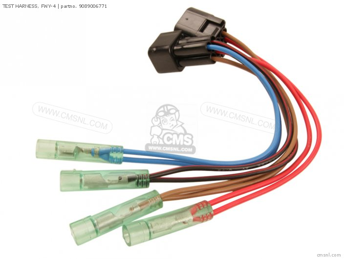 9089006871 Test Harness  Fwy-4