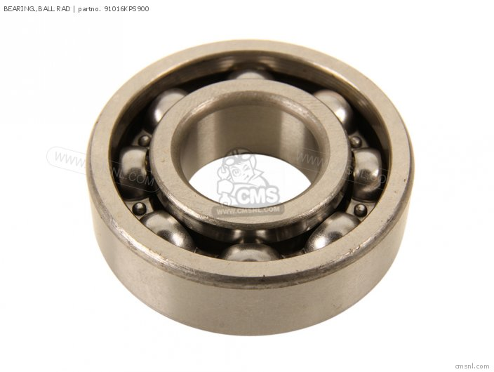 (91016KPS901) BEARING.,BALL RAD