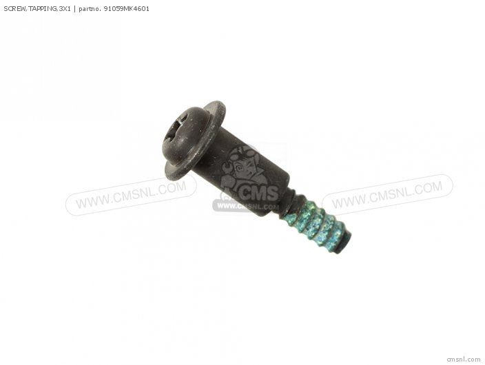 Crm75r 1989 k Spain 91059ky2711 Screw tapping 3x1