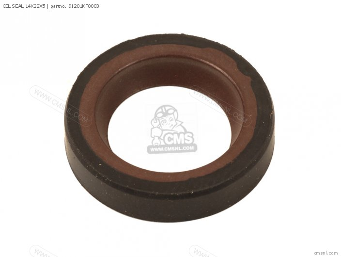 91201-HM3-A61 OIL SEAL 14X22X5