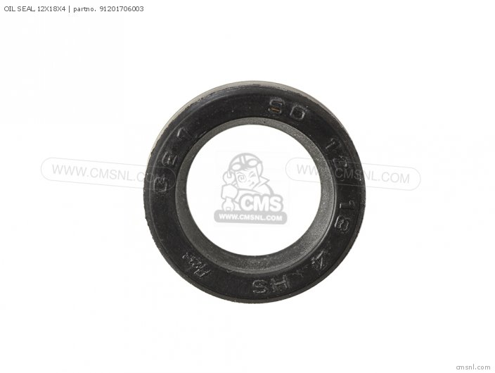 (91201MG7003) OIL SEAL,12X18X4