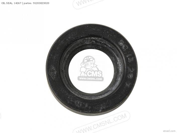 91251-ZW5-003 OIL SEAL  14267