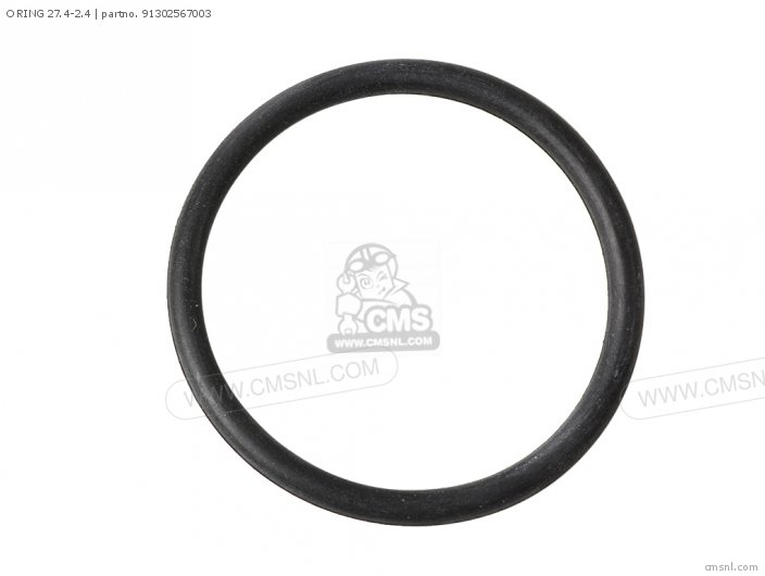 (91304-mg7-003) O Ring 27.4-2.4 photo