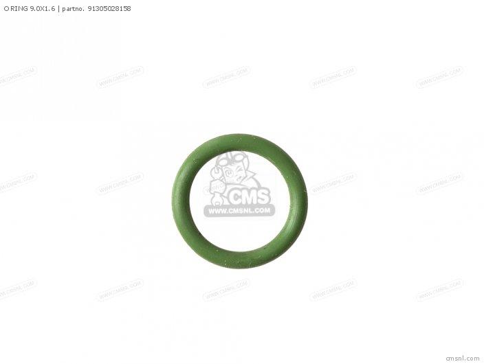 (91305-028-900) O Ring 9.0x1.6 photo