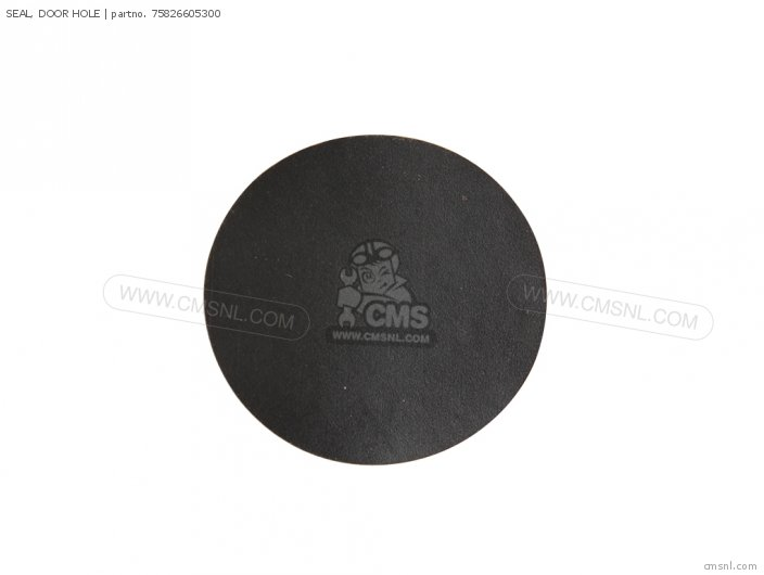 (91619SE0000) SEAL, DOOR HOLE