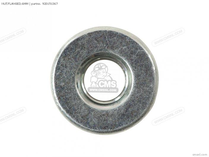 Vn900b7f Vulcan 900 Classic 2007 Usa California Canada 922101514 Nut flanged 6mm