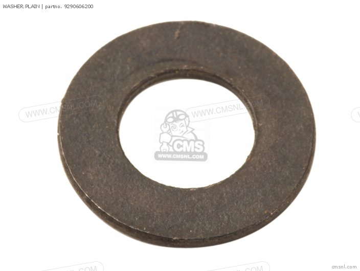 Ys240tb Snow Blower 1990 92907-06200 Washer plain