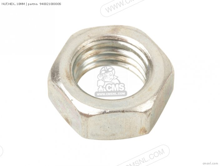 94031-10000 NUT HEX  10MM
