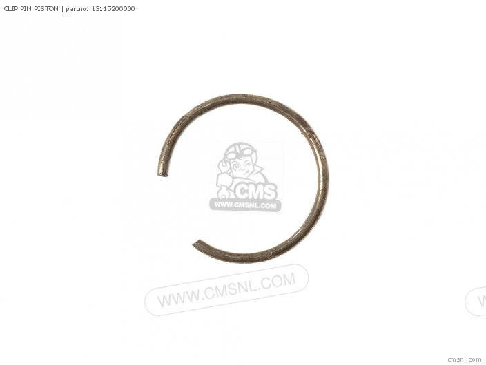 (94601-14000) CLIP PIN PISTON