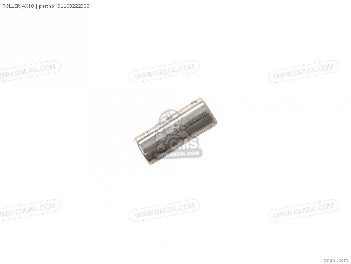 (96220-40100) ROLLER,4X10