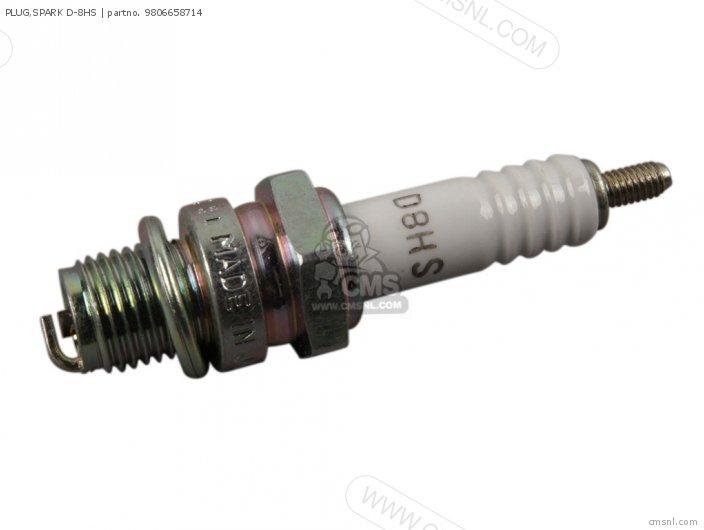 9806658717 PLUG SPARK D-8HS