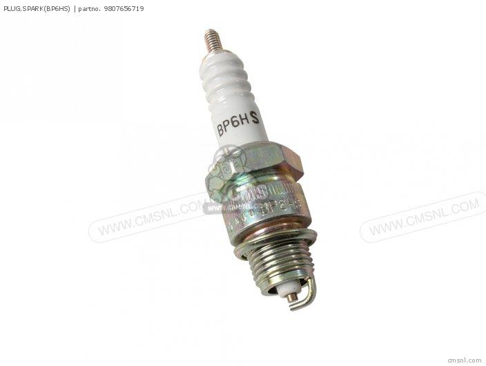 (9807656713) PLUG,SPARK(BP6HS)