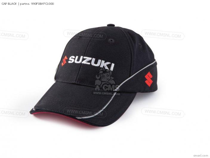 Merchandise Suzuki 990f0bkfc2000 Cap Black