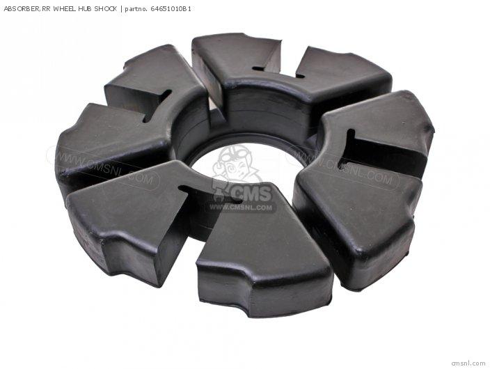 Absorber, Rr Wheel Hub Shock photo