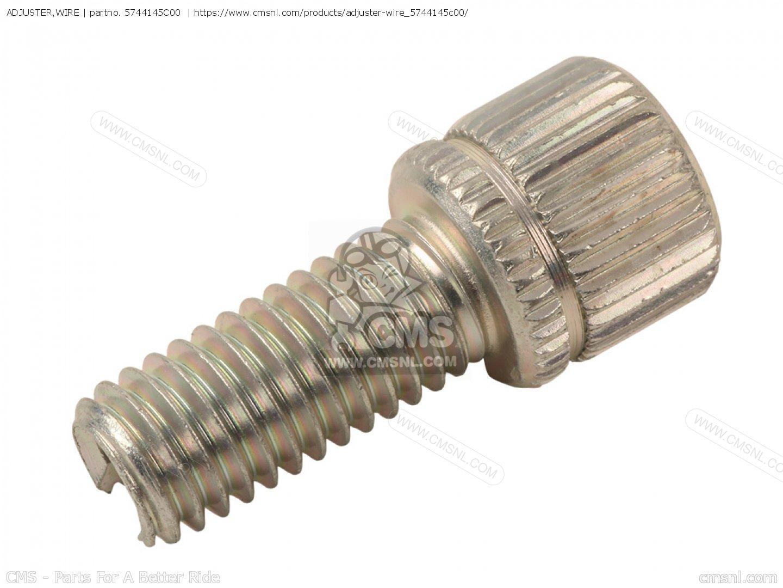 Adjuster Wire For Vz800 Marauder 1997  V  Usa  E03