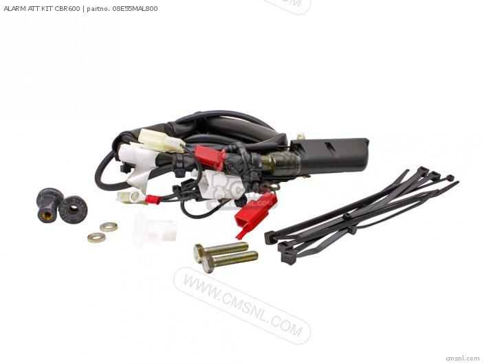Honda ALARM ATT KIT CBR600 08E55MAL800