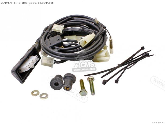 Honda ALARM ATT KIT ST1100 08E55MAJ801