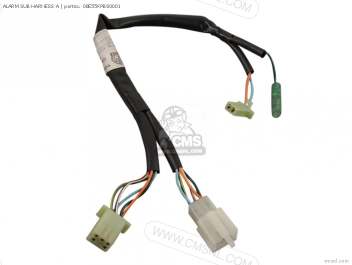 ALARM SUB HARNESS A