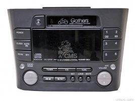 AM/FM CASSETTE CD