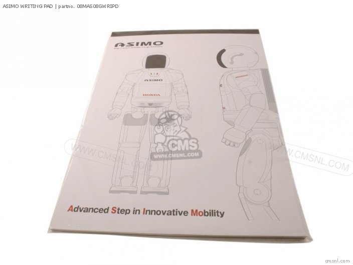 Asimo Writing Pad photo