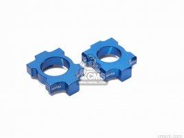 AXLE BLOCK BLUE YZ250/450F '09