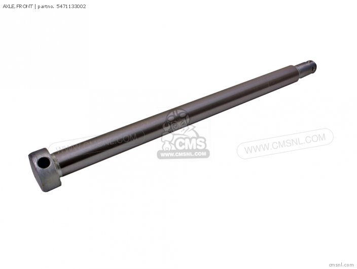 AXLE FRONT